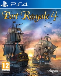 Port royale 4, (Playstation 4)