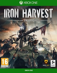 Iron harvest, (X-Box One)