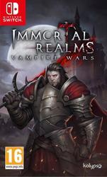 Immortal realms - Vampire wars, (Playstation 4)