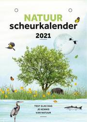 Natuurscheurkalender 2021
