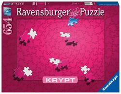 Krypt pink (654 stukjes)