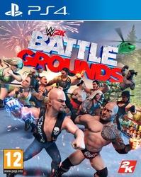 WWE - Battlegrounds,...