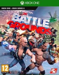 WWE - Battlegrounds, (X-Box...