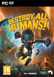 Destroy all humans, (PC...