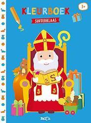 Dag Sinterklaasje! Kleurboek