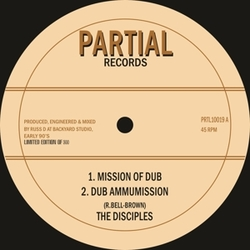 MISSION OF DUB -10'/EP-