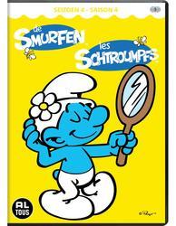 Smurfen - Seizoen 4, (DVD)