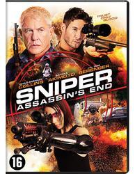 Sniper - Assassin's end, (DVD)