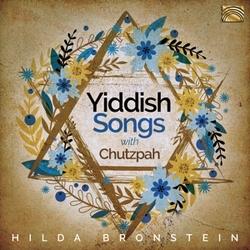 SINGS YIDDISH SONGS.. .....