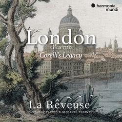 LONDON CIRCA 1720 CORELLI...