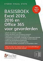 Basisboek Excel 2019, 2016...