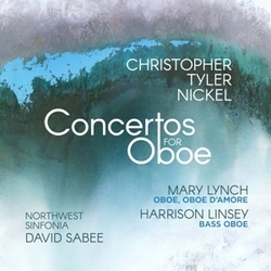 CONCERTOS FOR OBOE WORKS BY...