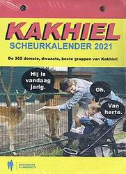 Kakhiel Scheurkalender 2021