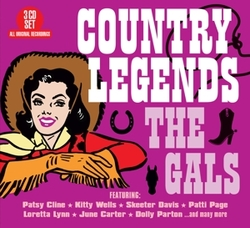 COUNTRY LEGENDS - THE.. .....