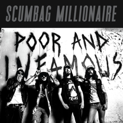 POOR AND INFAMOUS COVER...