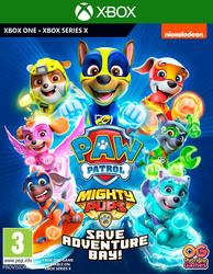 Paw patrol - Mighty pups...