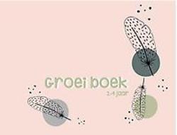 Groeiboek mellow roze