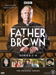 Father Brown - Seizoen 1-8,...