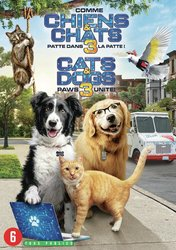 Cats & dogs 3, (DVD)