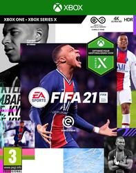 FIFA 21 , (X-Box One)