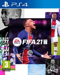 FIFA 21 , (Playstation 4)