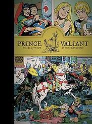 PRINCE VALIANT HC 21 1977-1978