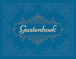Gastenboek (blauw)
