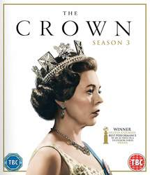 Crown - Seizoen 3, (Blu-Ray)