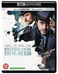 Sherlock Holmes, (Blu-Ray...
