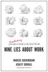 Buckingham, M: Nine Lies...