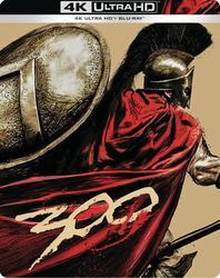 300 (Steelbook), (Blu-Ray...