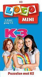 Loco mini puzzelen met K3...