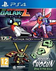 Galak-Z - Skulls of the Shogun (Platinum Collection), (Playstation 4)