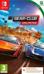 Gear club unlimited (code...