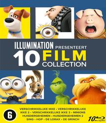 Illumination 10 movie...