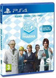 Big pharma - Manager edition, (Playstation 4)