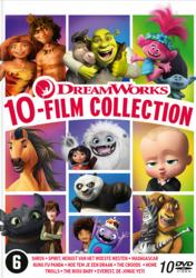 Dreamworks 10 movie...