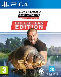 Fishing sim world pro tour - Collectors Edition, (Playstation 4)