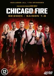 Chicago fire - Seizoen 1-8,...