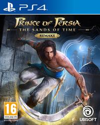 Prince of Persia - The sands of time (Remake), (Playstation 4)