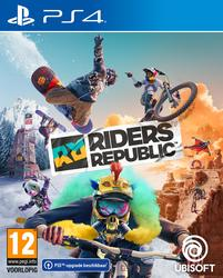 Riders republic, (Playstation 4)