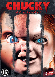 Chucky anthology box, (DVD)