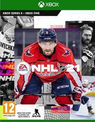 NHL 21 , (X-Box One)