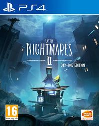 Little nightmares (D1 edition), (Playstation 4)