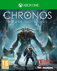 Chronos - Before the ashes,...