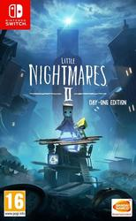 Little nightmares (D1 edition), (Nintendo Switch)