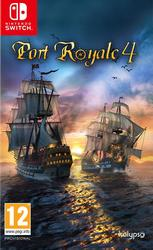 Port Royale 4, (Nintendo...