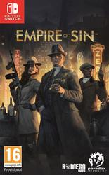Empire of Sin - Day One...