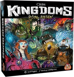 Claim Kingdoms - Royal...