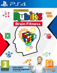 Professor Rubik's - Brain fitness, (Playstation 4)